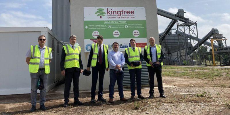 La Dépêche - King Tree 2021